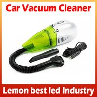Wholesale New W V Vacuum Cleaner Dual Function Car Vacuum Green colors Cleaner With Double Filter And Super Strong Suction