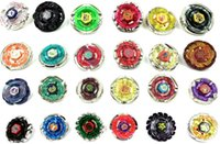 Wholesale 360pcs Rapidity D Beyblade Metal Fusion spin top with original box