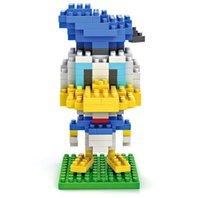 big block heads - 2015 new chidren Assemble big head Donald Building blocks