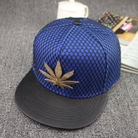 Wholesale Sports Caps Wholesale Price - 2016 Snapback baseball Hats Leaf Bone SnapBacks Gorras Colorful hat Men women Hip Hop Cap Sport Caps wholesale price