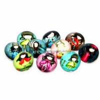little girl jewelry - Little girl snap button charm ginger snap button jewelry fit mm snap button necklace or pendants