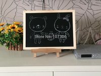 Wholesale natural slate blackboard office supplier cm factory direct sell home decorative baby use
