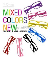 Wholesale DJ Frame Glasses Unisex Eyeglasses Frames Eyewear Stylish Trendy Popular colors