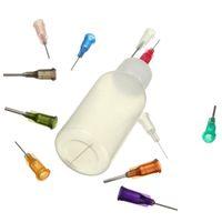 Wholesale 1pcs Hot Sale Arrival Needle Dispensing Dispenser Bottle for Rosin Solder Flux Paste Needles ml