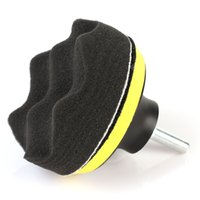 Wholesale Hot Sales Inch Buffing Pad Set Compound Polishing For Auto Car Polishing Buffing