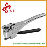 aluminum hardness tester - W a Portable Aluminum Alloy Webster Hardness Tester