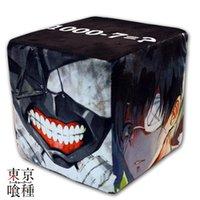 Wholesale quot New Arrivals quot Tokyo ghouls plush pillow cm cm cm quot In Stock quot