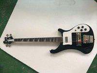 Wholesale Copy black color RickenB series electric bass guitar