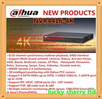 Wholesale DHL DAHUA Beneficio NVR K ch ch ch NVR Support HDD Latest Model NVR4416 K