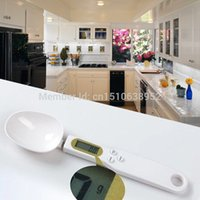 Wholesale high quality g g LCD Digital Kitchen Lab Gram Electronic Food Spoon Weight Scale