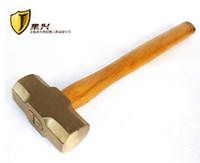 Wholesale Brass hammer sledge brass hammer kg