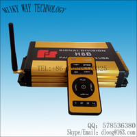 Wholesale Federal Signal H8B W wireless police car siren tones with Microphone Dual channel Siren only without speaker