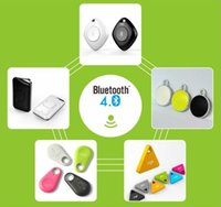 Wholesale High Quality New anti lost smart bluetooth tracker Child Bag Wallet Key Finder GPS Locator Alarm
