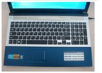 Wholesale new inch Laptop With DVD Rom Intel Celeron U Laptop HDMI WIN7 OS Webcam Notebook CD ROM wifi USB