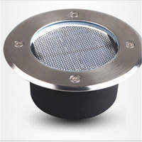 Wholesale Hot sell Waterproof Solar LED Lamp In Ground Light Outdoor Garden Path Deck Driveway Step Lamp