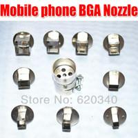 air chipping gun - BGA Hot Air Heat Gun D Series Universal Mobile Phone Chip BGA Nozzle order lt no track
