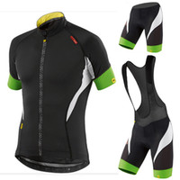 bicycle jerseys discount - Factory Direct Sale New Team Bicycle Road MTB Bike Summer Jerseys With Sport Cycle Cycling Discount Bib Pants Shorts J1602
