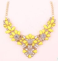 Cheap flowers chain Best women jewelry