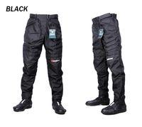 Wholesale Duhan Professional Waterproof Motorcycle Racing Pants Motorcross Protecting Drop Resistance fabric Pants BLACK RED BLUE