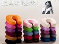 Wholesale Automotive supplies travel to protect neck pillow memory foam decompression U shaped health pillows