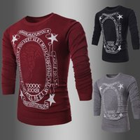 Men alphabet stamp l - 2016 new alphabet stamp men s knitted sweater all match paragraph