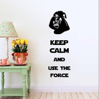 artwork gift boxes - 20PCS Hot Selling DEATH STAR ARTWORK Star Wars stickers Wall Decal Removable d WALL STICKER Home Decor Art Clone boy s room decor BFH746