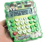desktop calculator - Christmas Gift Ben Cartoon Calculator School Desktop Calculator G1795 on Sale