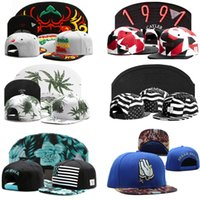 Wholesale 400 Styles Cayler Sons Snapback Cap Hats New Sports Adjusttable Hat for Men and Women Baseball Basketball Fitted Cap