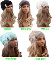 Cheap Beanie/Skull Cap hat Best Embroidered Casual Women's wool Hats