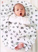 Wholesale Organic Cotton Bamboo Muslin Swaddle Blanket modern burlap multi use ins blanket infant parisarc newborn baby wrap Manta de bebe