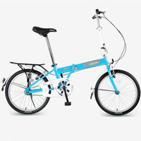 Wholesale High Quality Inches Fashion Folding Bike High carbon Steel Frame Aluminum Alloy Rim Brand Mouse