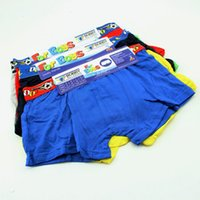 Wholesale hot sale new Baby boys comfortable pure color boxers trunks boxers children boys Cotton football shorts size choose freely