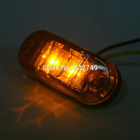 Wholesale Car styling Car LED Side Blinker Auto V W Truck Motorcycle Lamp Bulbs Car styling order lt no track