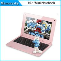 Wholesale 10 inch mini Netbook Quad core GHz GB GB MP Camera Cheap Laptop notebook hot sale