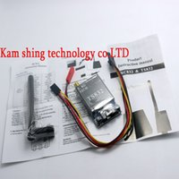 audio transmitter module - SKYZONE AV Transmitter Module for FPV RC km Boscam TS832 G mW CH Channels Wireless Audio Video Transmitter