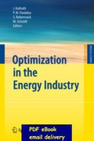 Wholesale Optimization in the Energy Industry