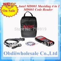 Wholesale 2014 MD801 code reader Autel pro MD801 maxidiag in scan tool MD scanner JP701 EU702 US703 FR704