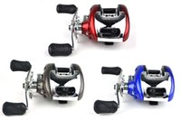 Wholesale BB SY100 BF4 bait casting reel FISHING REELS lure Fishing Tackle Fishing Reel