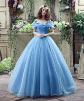 butterfly in flower - 2016 Fairy Debutante Ball Gowns Blue Butterfly Portrait Beaded Organza Lace Up Quinceanera Prom Party Dresses In Stock