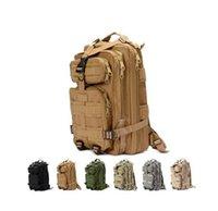 transporte livre Tactical Ataque saco exterior Desporto Militar Mochila Camping Caminhadas Trekking Bag