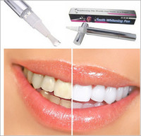 Wholesale 10 Teeth Whitening Pen Soft Brush Tooth Gel Whitener Bleach Stain Eraser Remover Instant Teeth Whitening Pen g