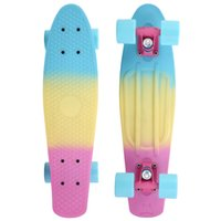 penny boards - new cheap Penny Board Penny Skateboard pink blue green Complete Mini Longboard Skateboard Skate Board flash wheel available