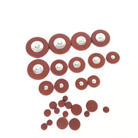 Wholesale New different sizes Alto Saxophone Sax Pads Kit Replacement Repair Synthetic PU Leather High Quality