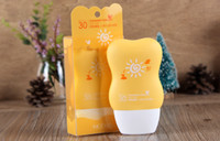 Wholesale Hot New Sun Block Concealer Whitening face Makeup base Perfect SPF30 Creams F315