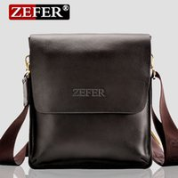 Wholesale ZEFER bag business men Shoulder Bag Messenger Bag Shoulder diagonal cross male male bag AZ042