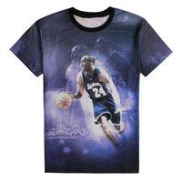 basketball flash game - L0101 New fashion men s d print Kobe Bryant USA all star basketball sports game t shirt men funny t shirt shirts top tees