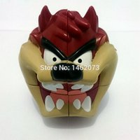 big head store - Speed Demon Cube Store Warner Bros Cartoon x2 Cube Head Big mouth blame toys magic Cube Puzzle Gift