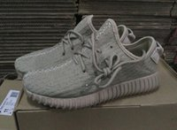 Wholesale 2016 Kanye West yeezy boost shoes Moonrock Turtle Dove mens Womens Running sporting Athletic Boots shoes sneakers size