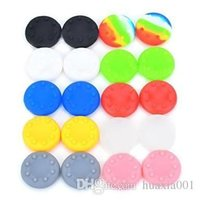 Wholesale Thumb Stick Grip Cap Cover For PS3 PS4 Xbox one Xbox Controller sillicone Thumb Stick Grip cap factory outlet