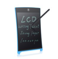 Wholesale Parblo quot LCD Mini Writing Tablet Writing Board Can Be Used as Whiteboard Bulletin Board Memo Board P0025571